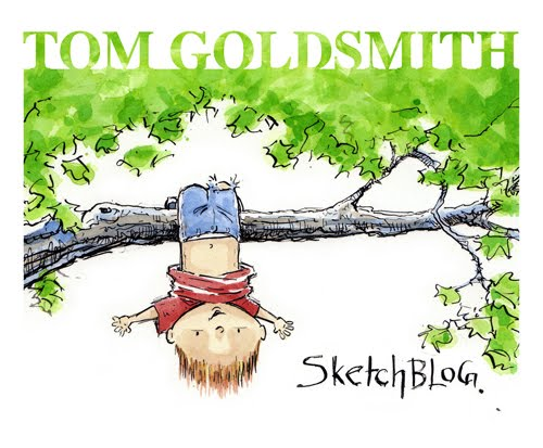 Tom Goldsmith&#39;s Sketchblog
