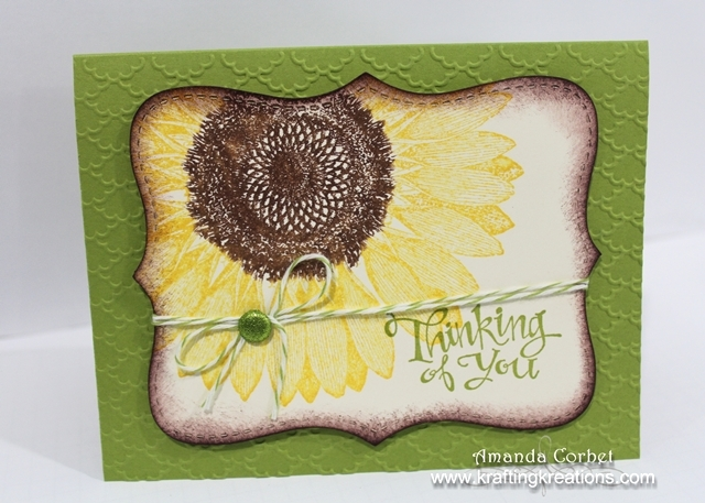 Simple Sunflower