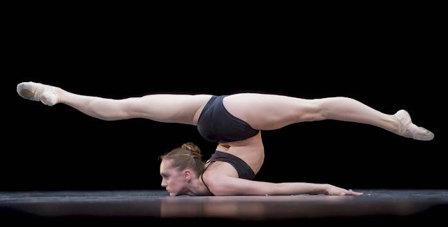 Ballerina Katherine Gazda