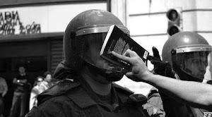 Από τον αγώνα των μαθητών στη Χιλή....