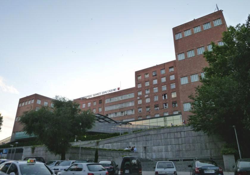 hospitales madrilenos pruebas diagnosticas