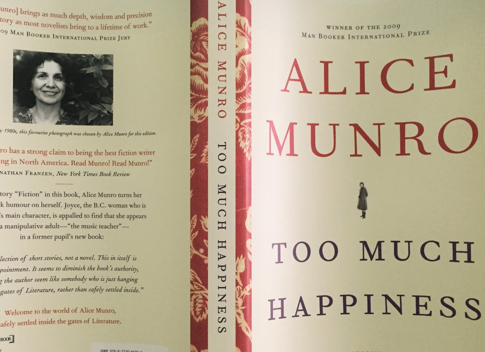 alice munroe books