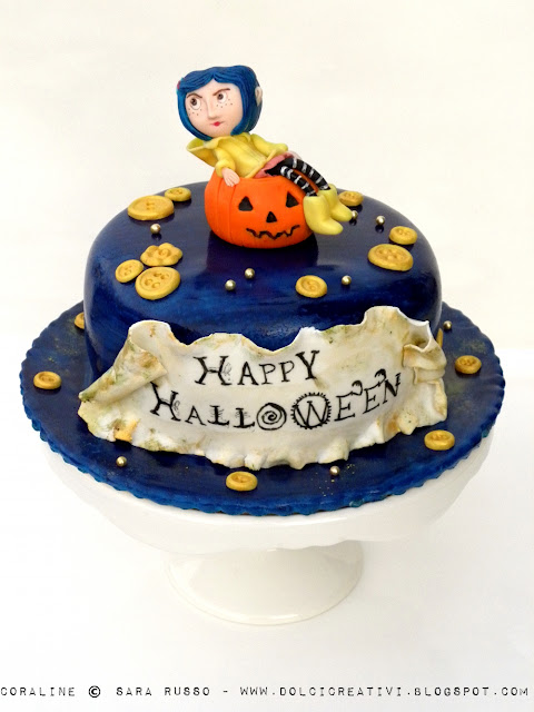 Torta Coraline