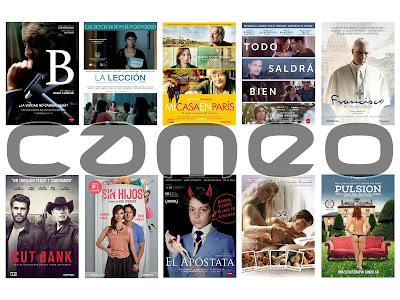 Lanzamientos de enero en DVD y Blu-ray de Cameo y Thagson