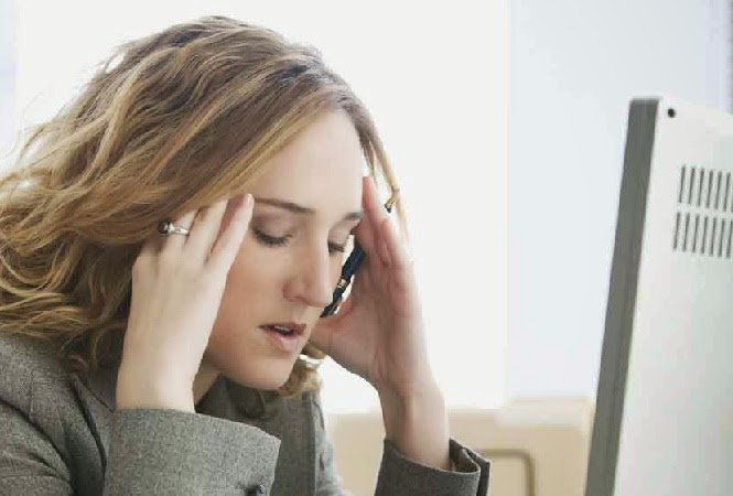 Masalah Kesehatan Yang Mungkin Terjadi Akibat Stres