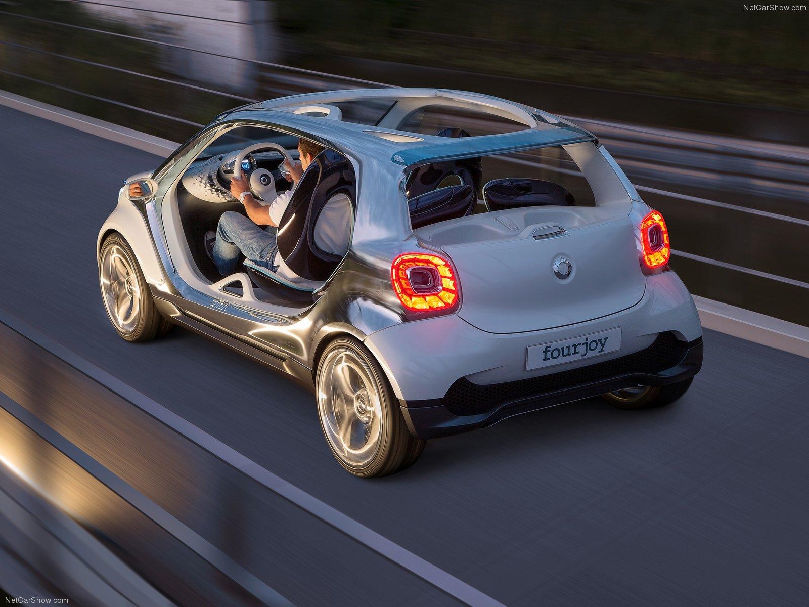 Hình ảnh xe ô tô Smart FourJoy Concept 2013 & nội ngoại thất