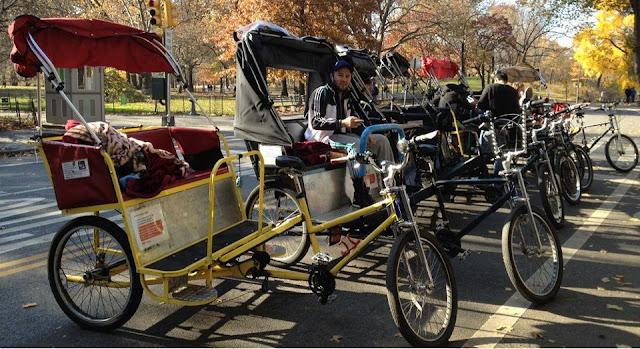 Pedicab Tour Company- New York