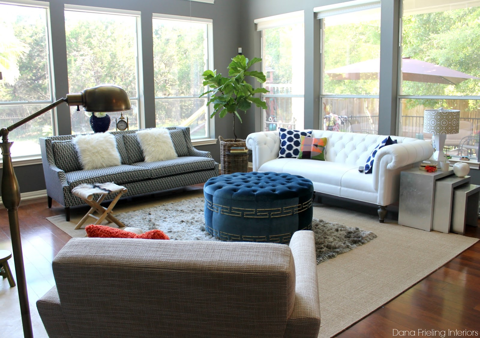Make them wonder client living room pics for Different living room ideas