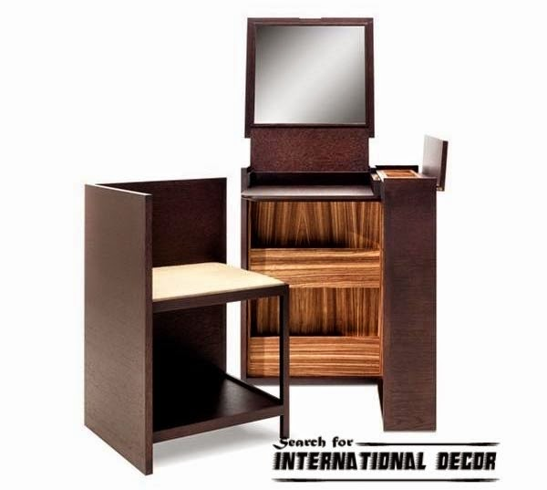 Modern dressing table mirrors and designs for Modern dressing table