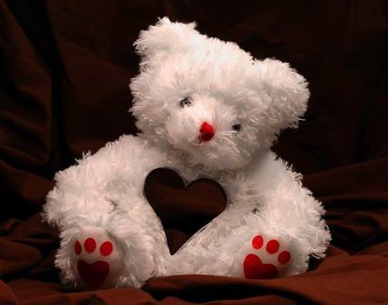 Sweet cute teddy bear wallpapers - photo#25
