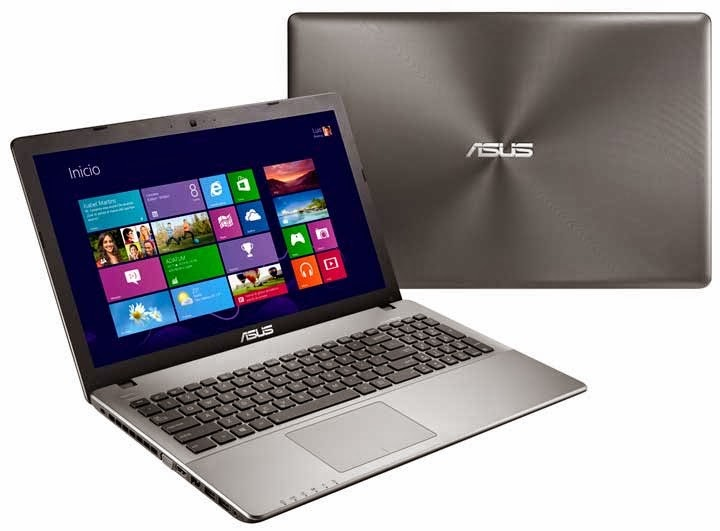 Notebook Gaming Asus X550DP Bertenaga AMD APU A10