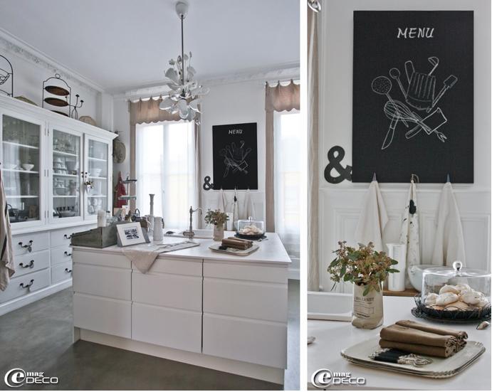 keltainen talo rannalla ranskalainen sisustus. Black Bedroom Furniture Sets. Home Design Ideas