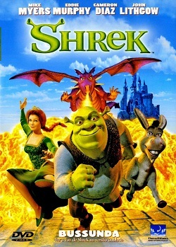 Shrek - BluRay Torrent torrent download capa