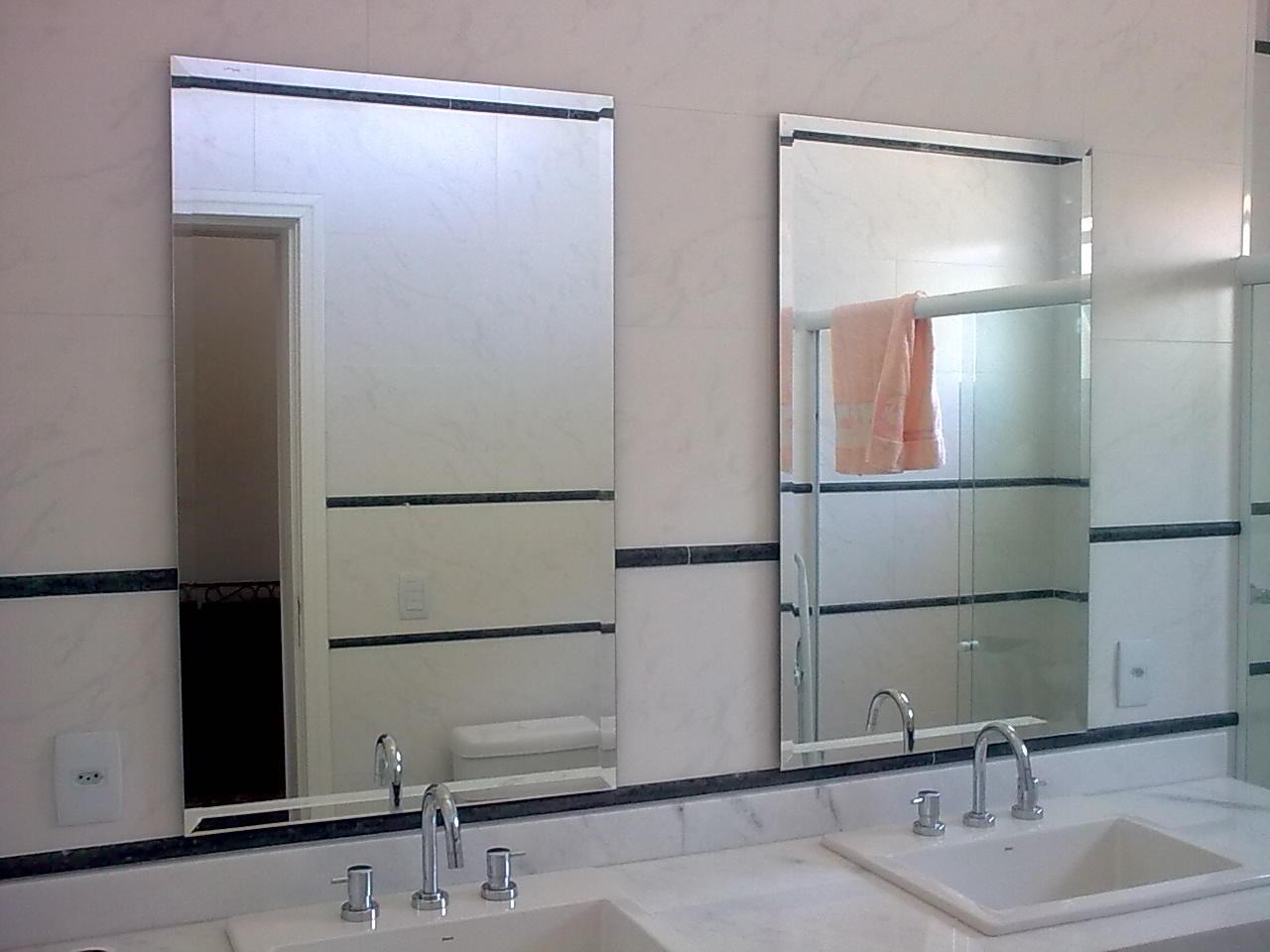 de vidro espelhos box para banheiro e vidros comuns: paineis de #585E73 1280x960 Banheiro Com Parede De Vidro Para O Quarto