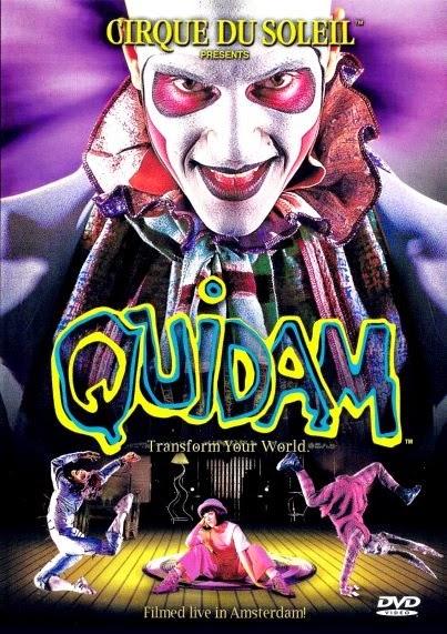 Cirque du Soleil: Quidam (1999)