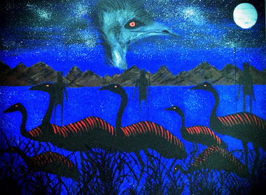 """Emu Dreaming"" (Copyright)"