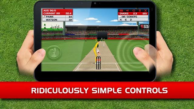Stick Cricket Apk v1.2.3 [Mod Full] Direct Link - Free unlimited mod ...