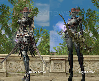R99 bloody heavy-light dark elf Lineage2