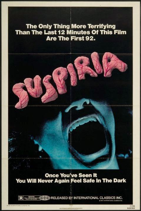 Suspiria (1977) poster