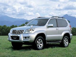 Car Reviews Toyota Prado 2011