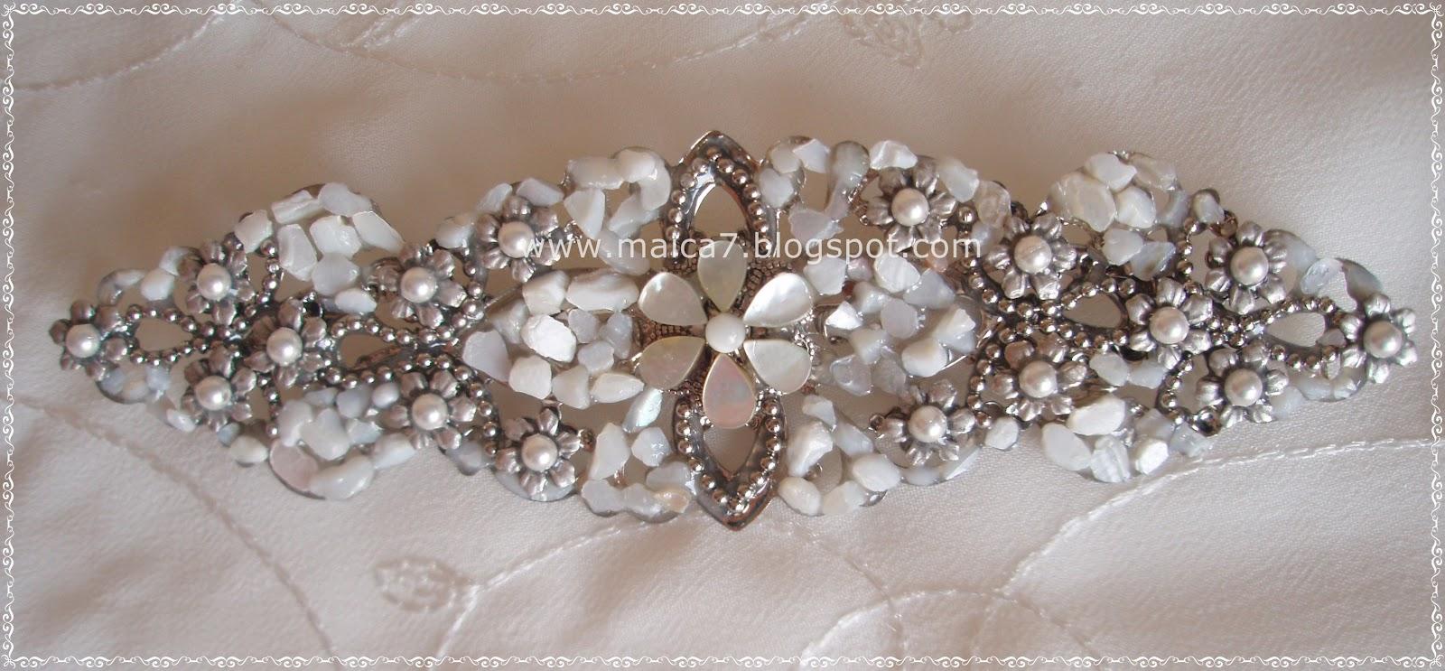 BROCHE ORFEO | Complementos para novias: pendientes y tocados ...