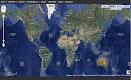 Mapa de alertas en el mundo