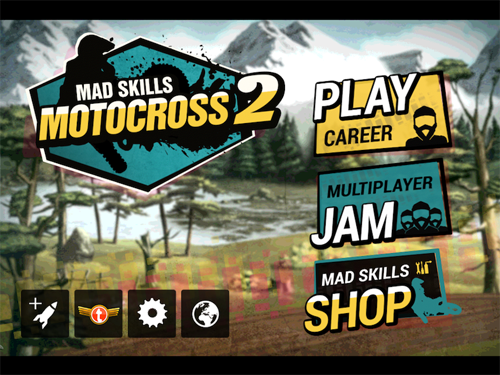 Jogo Android Mad Skills Motocross 2 Download
