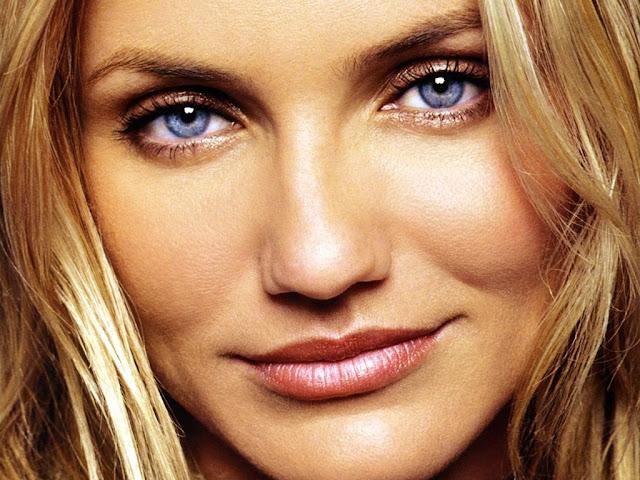 cameron diaz beautiful eyes