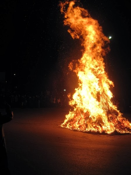 Κλαδαριά στο συνοικισμό Ζούζουλης στο Τσοτύλι την Κυριακή 23 Φεβρουαρίου!