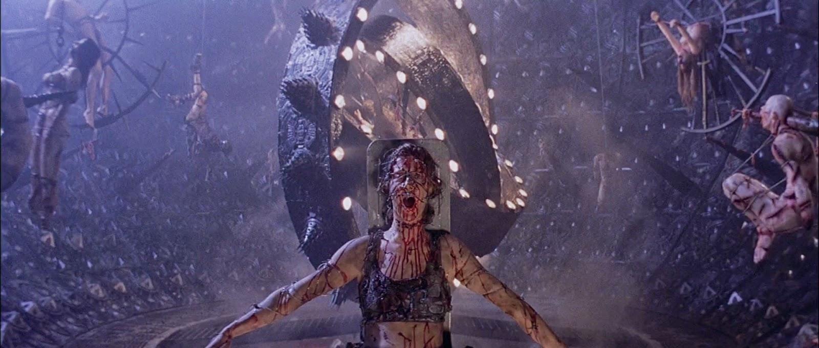 Commentaries on Film: Event Horizon (1997)