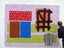 Jonathan Lasker and Vincent vanGogh