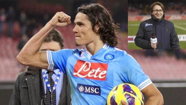 Napoli-Roma 4-1 Auriemma Ampia Sintesi - 06-01-2013