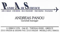 P.A.S courier