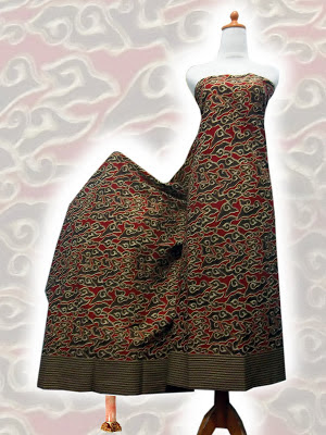 kain baju batik