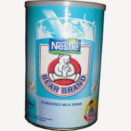 Bear Brand milk drink