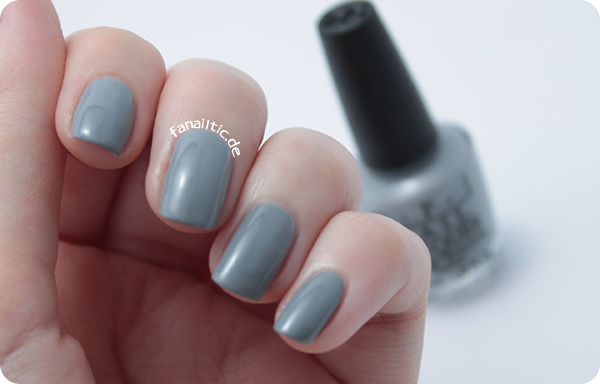 "OPI ""cement the deal"" fifty shades of grey"