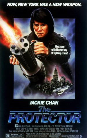 The Protector Starring Jackie Chan