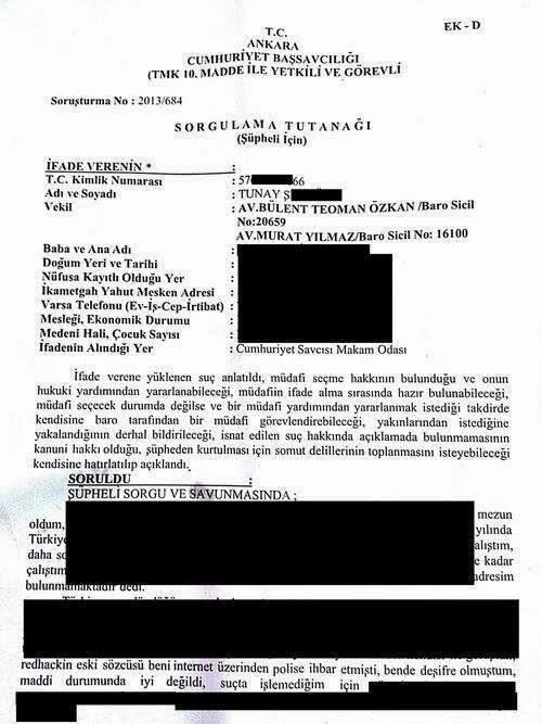 Redhack Tunay Şentürk Mahirche