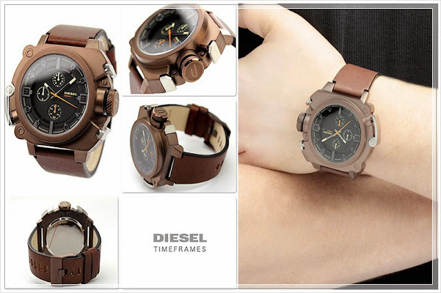 Watches For Men - Diesel DZ4245