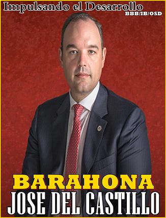 JOSE DEL CASTILLO SAVIÑON, GERENTE, EMPRENDEDOR, POLITICO