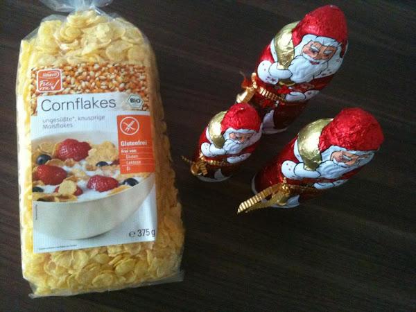 glutenfreie (selbstgemachte) Choco Crossies