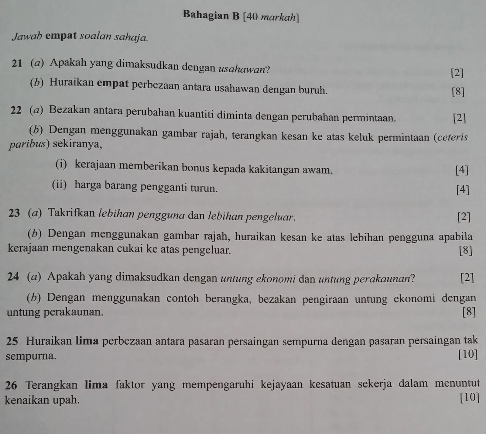 skema jawapan ekonomi asas Kuala lumpur trial ekonomi asas spm kertas 2 kuala lumpur 2012 skima jawapan trial ea kertas 2 kuala lumpur 2012 trial ekonomi as.