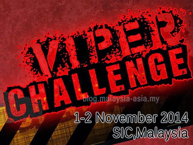 Viper Challenge 2014 Malaysia