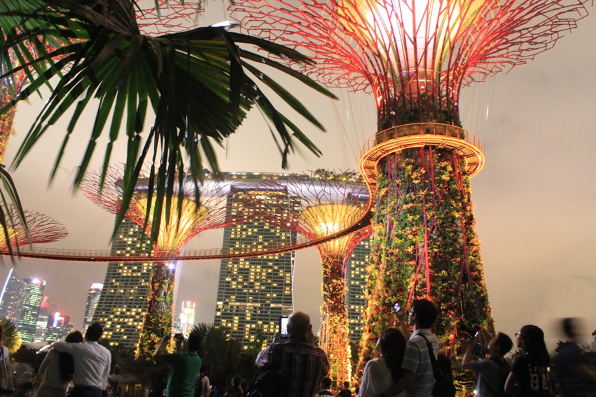 Garden By The Bay August 2017 gardenthe bay august 2015. spectacular and innovative it is