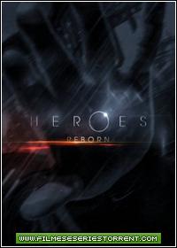 Heroes Reborn 1ª Temporada Torrent Legendado (2015)