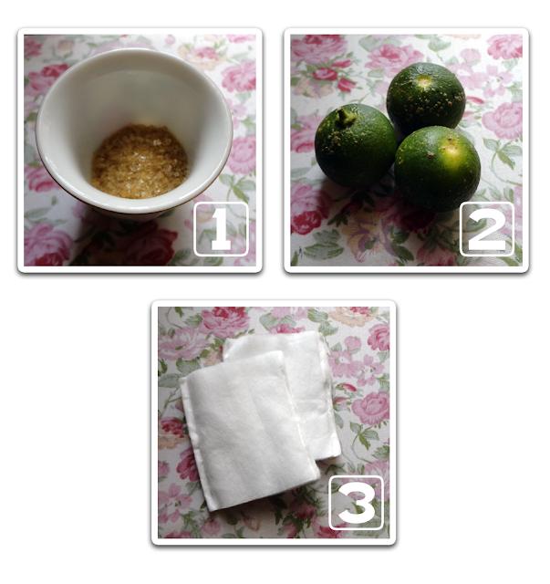 Calamansi and Sugar Face Scrub