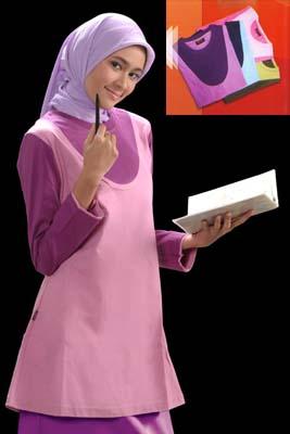 Tips agar model baju muslim anda terlihat fashionable: