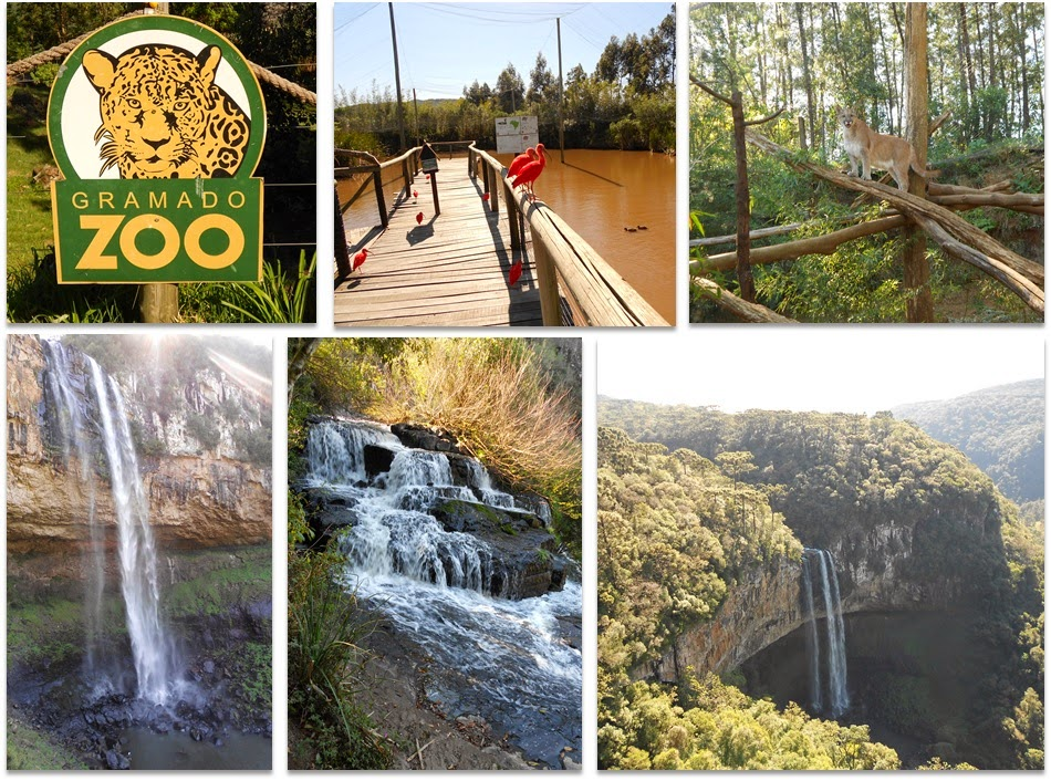 Parque do Caracol - A História da Gaby