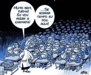 COMISSÃO  DE EDUCAÇÃO E CULTURA APROVA NÚMERO MÁXIMO DE ALUNOS EM SALA DE AULA