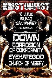 Horarios y cartel completo del KristonFest 2011